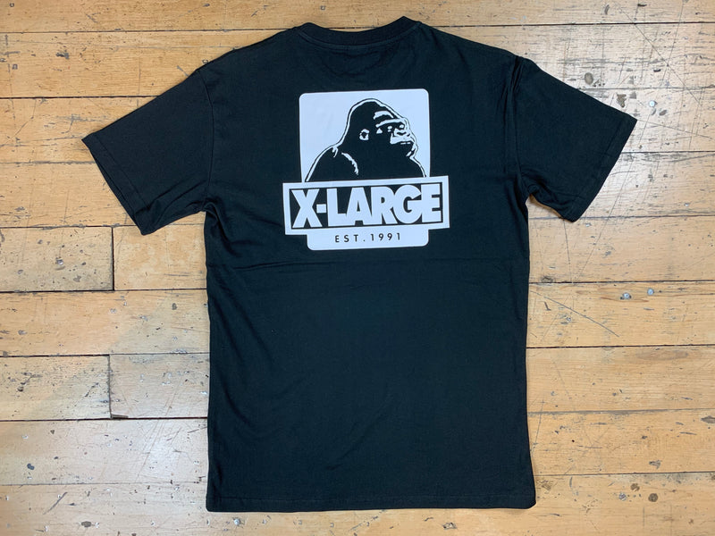 OG Text T-Shirt - Black