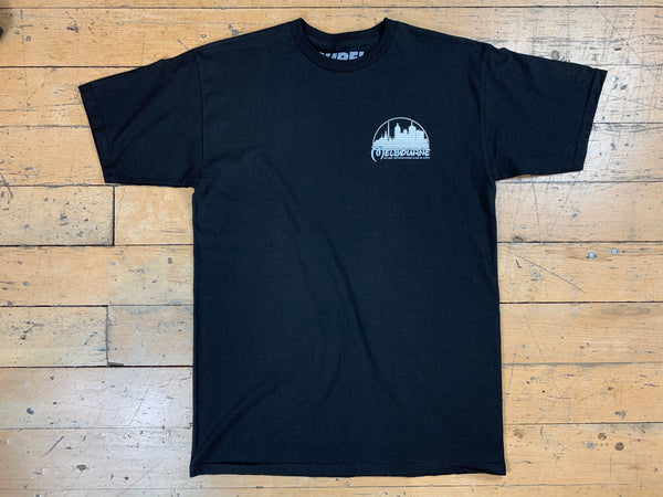 Kingdom T-Shirt - Black