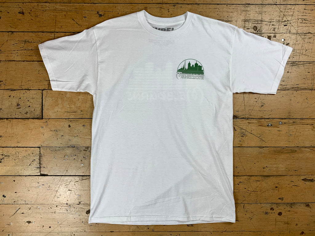 Kingdom T-Shirt - White