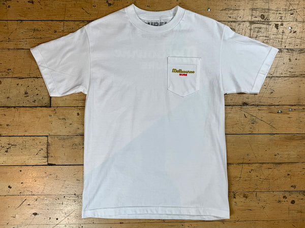 Anyone Pocket T-Shirt - White