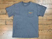 Anyone Pocket T-Shirt - Grey