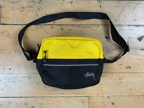 Stock Ripstop Shoulder Bag - Yellow