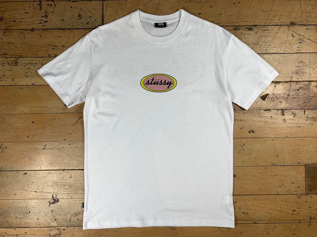 Oval T-Shirt - White