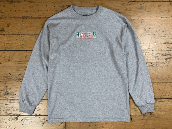 Romance LS T-Shirt - Athletic Heather