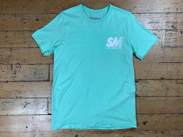 SM Logo T-Shirt - Mint