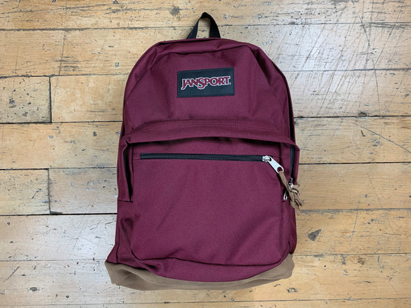 Right Pack - Russet Red