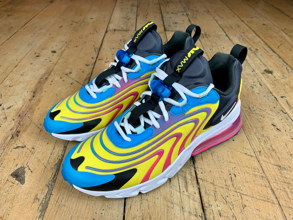 Air Max 270 React ENG - Laser Blue/White/Watermelon