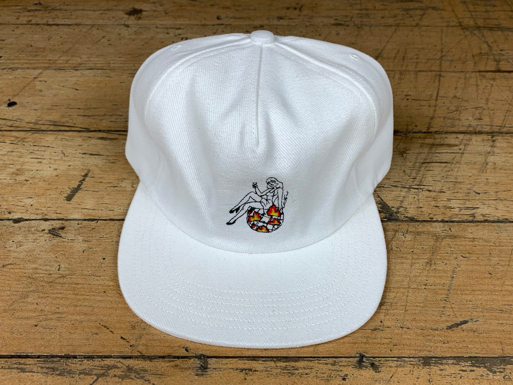 Her World Cap - White