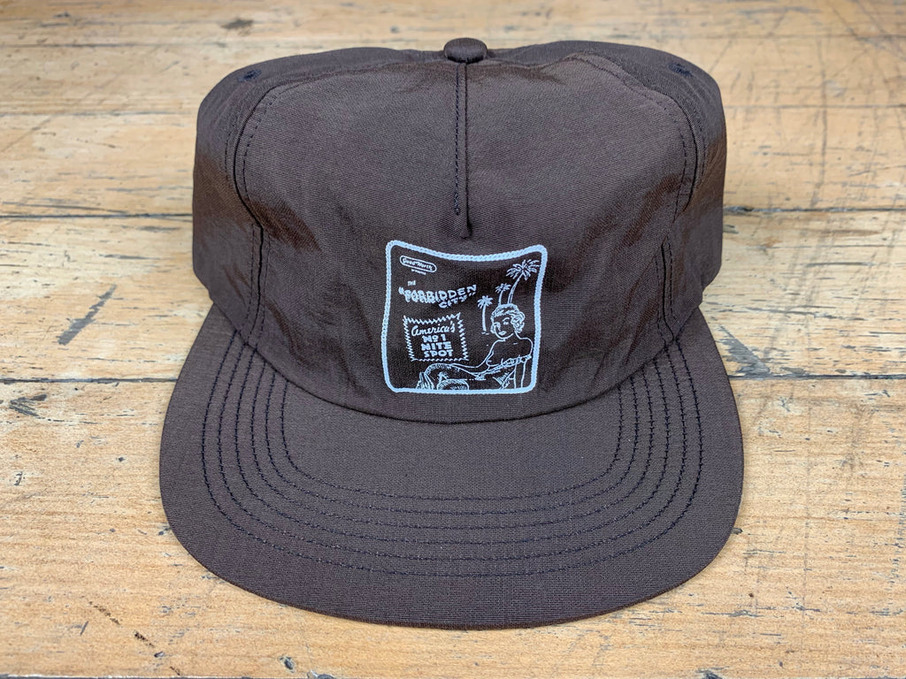 Forbidden City 6 Panel - Hunter