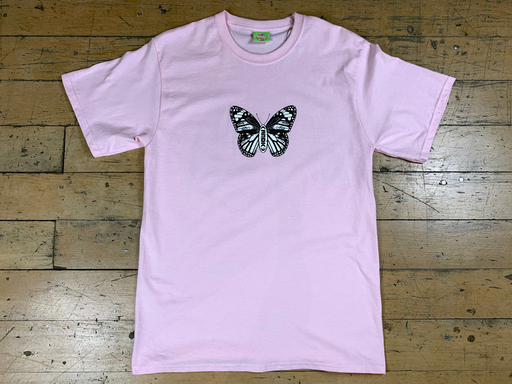 Candicefly T-Shirt - Pale Pink