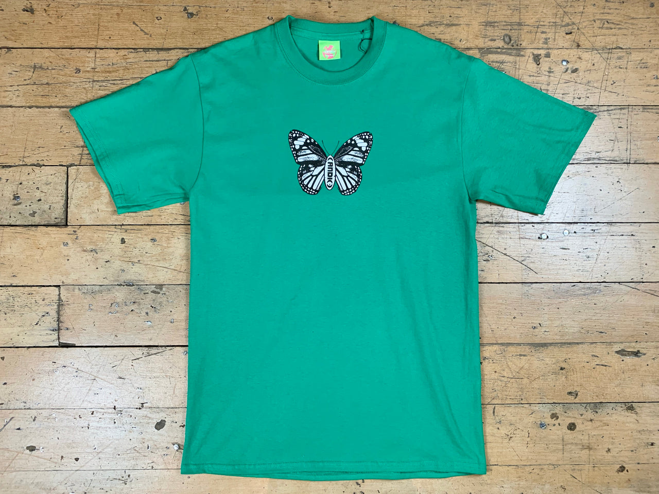 Candicefly T-Shirt - Kelly Green