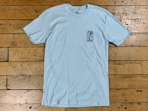 Nothing But Sunshine T-Shirt - Light Blue