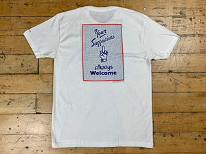 Welcome T-Shirt - White