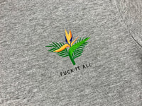 Fuck It All T-Shirt - Athletic Heather