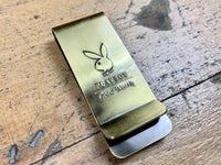 Playboy Money Clip