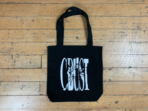 Shattered CDUST Tote Bag - Black