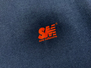 SM Mini Logo Crew - Navy
