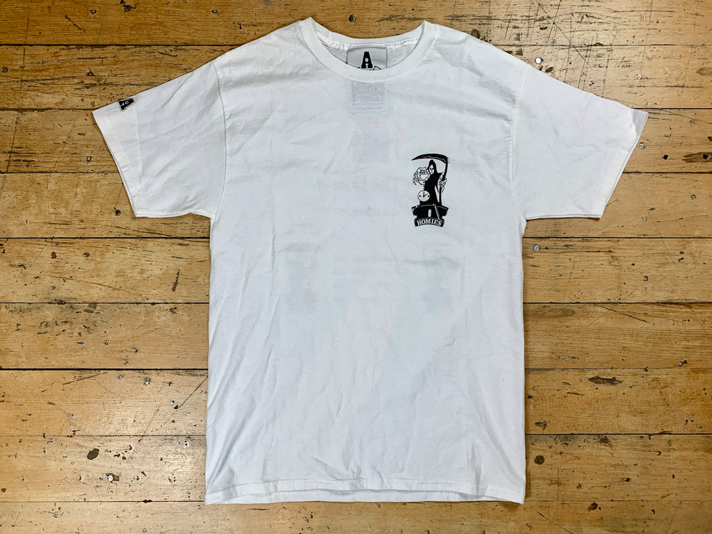 Record Label T-Shirt - White