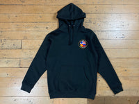 Badge Logo Heavy Hood - Black