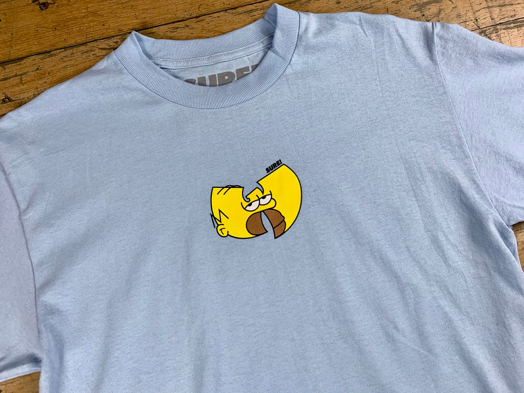 Wu-mer T-Shirt - Powder Blue