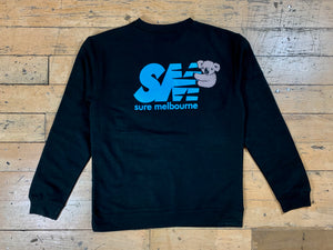 SM Clippy Crew - Black