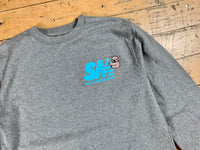 SM Clippy Crew - Gunmetal Heather