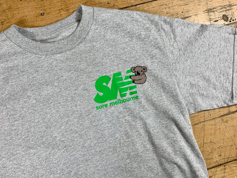 SM Clippy T-Shirt - Athletic Heather