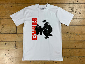 Officer Down T-Shirt - White