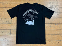 Breaking The Law T-Shirt - Black