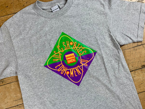 Retro T-Shirt - Athletic Heather