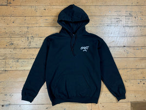 CDUST Records Hood - Black
