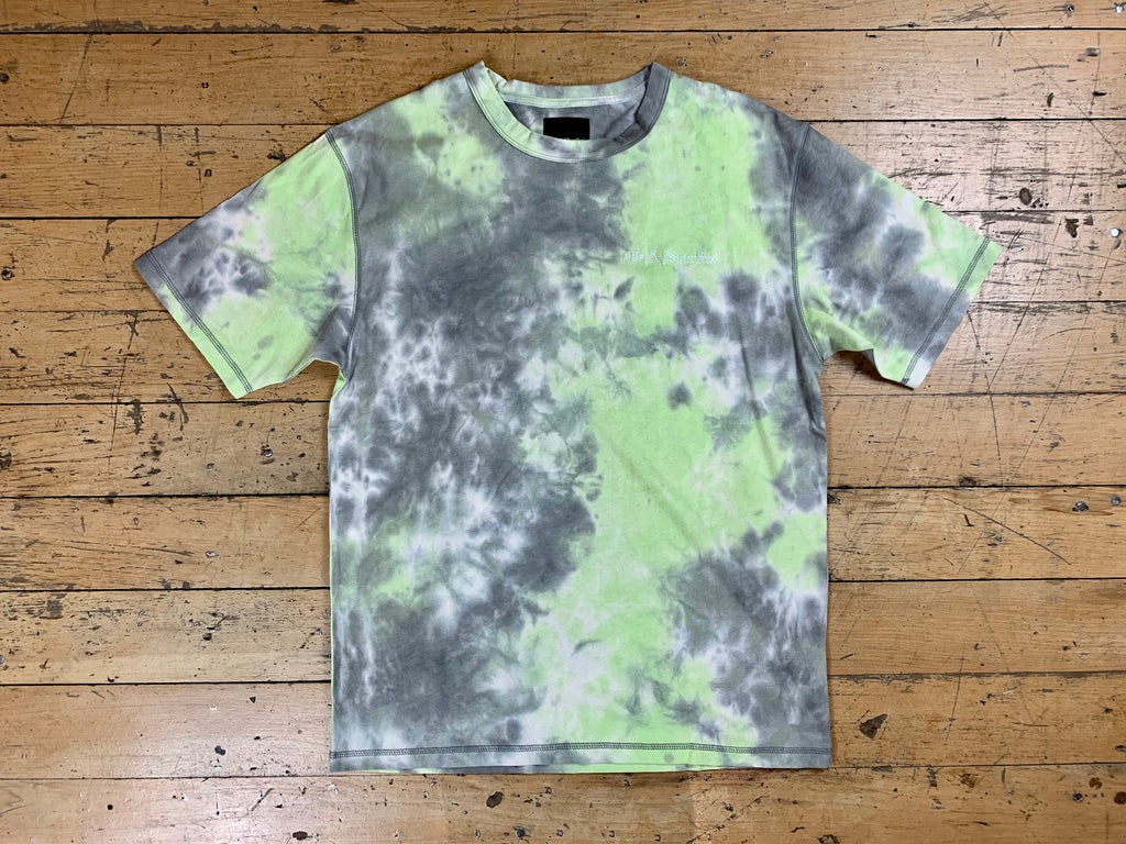 Ashbury T-Shirt - Lime / Black