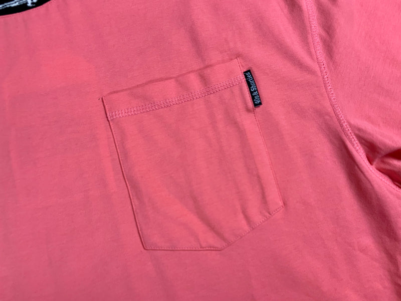 Cuthroat T-Shirt - Salmon