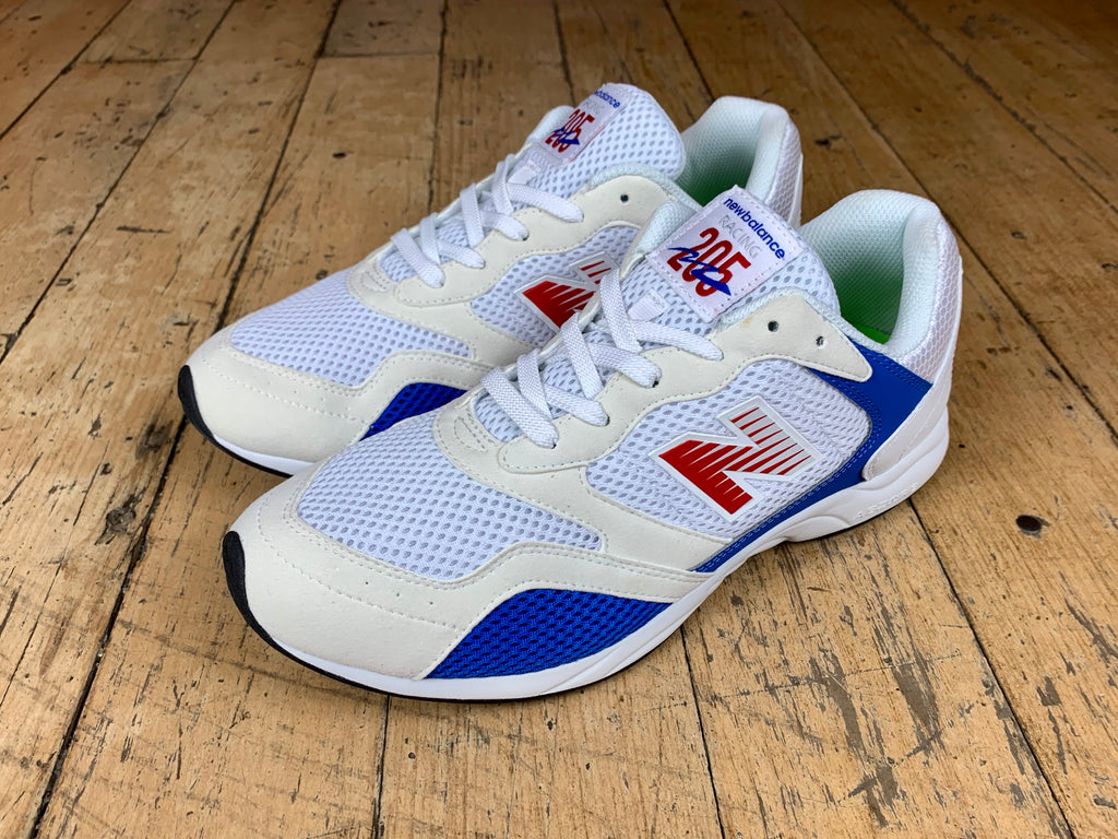 RC205AA - White / Blue / Red