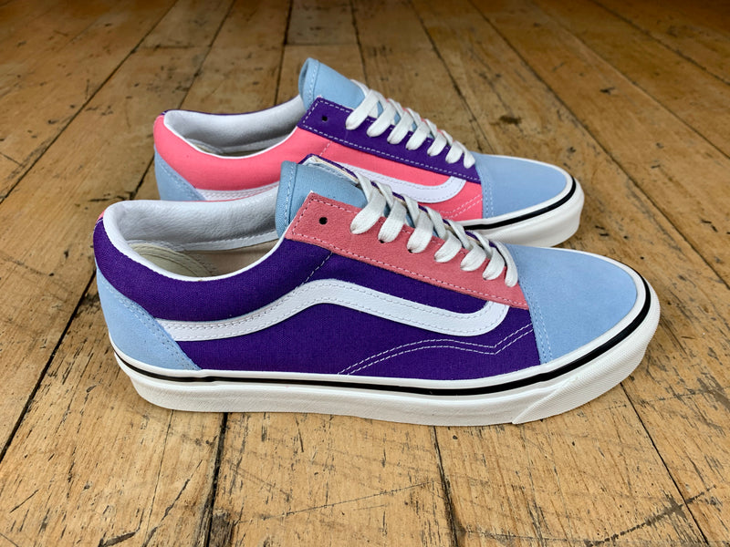 Old Skool 36 DX (Anaheim Factory) OG - Light Blue / Purple / Pink