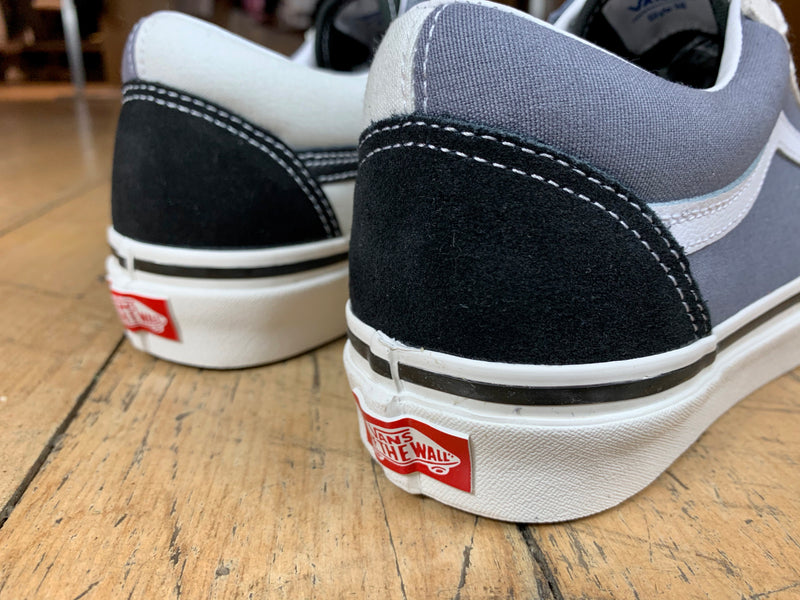 Old Skool 36 DX (Anaheim Factory) OG - Black / Grey / White