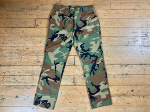 Surplus Easy Pant - Woodland Camo