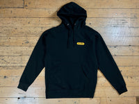 Heartbeat Hood - Black