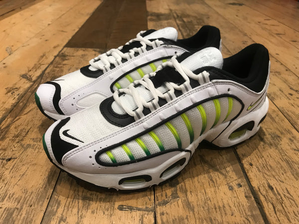 Air Max Tailwind IV - White/Volt/Black/Aloe Vera