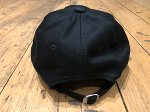 Shadow Serif CV Hat - Black