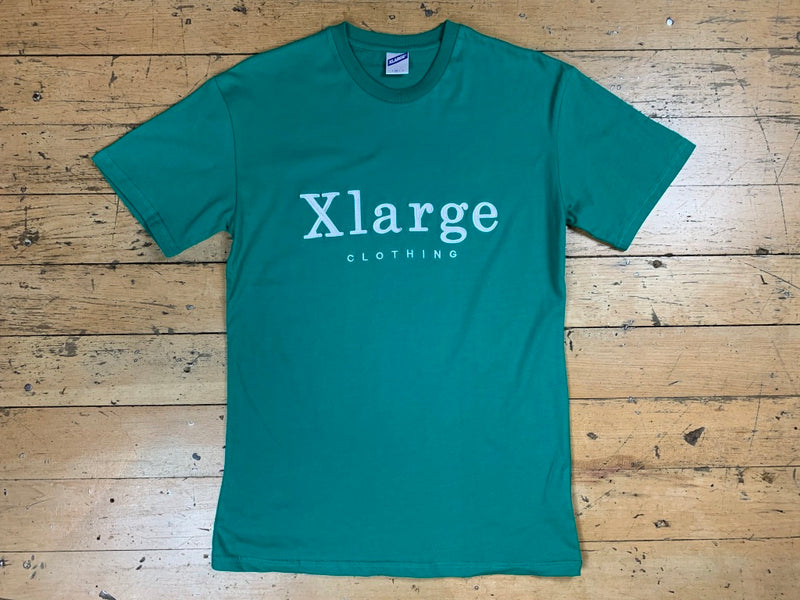 Colourchart T-Shirt - Emerald