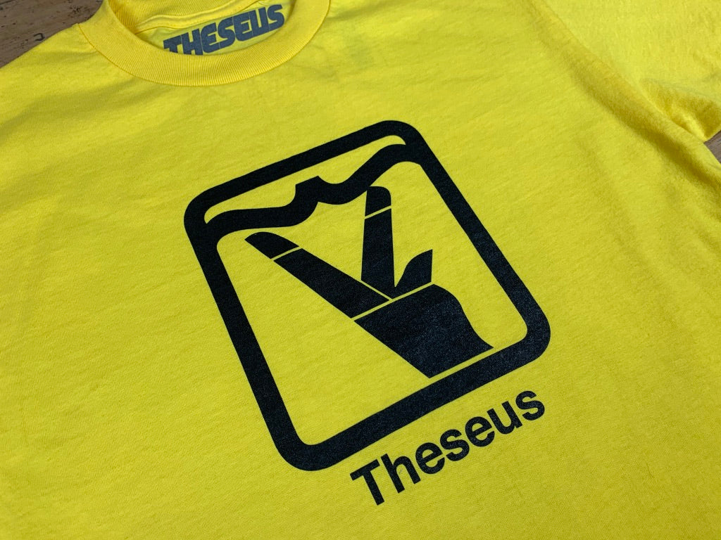 Give 'Em Your Digits T-Shirt - Yellow