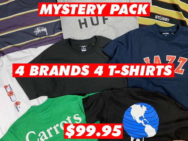 Mystery T-Shirt Pack!