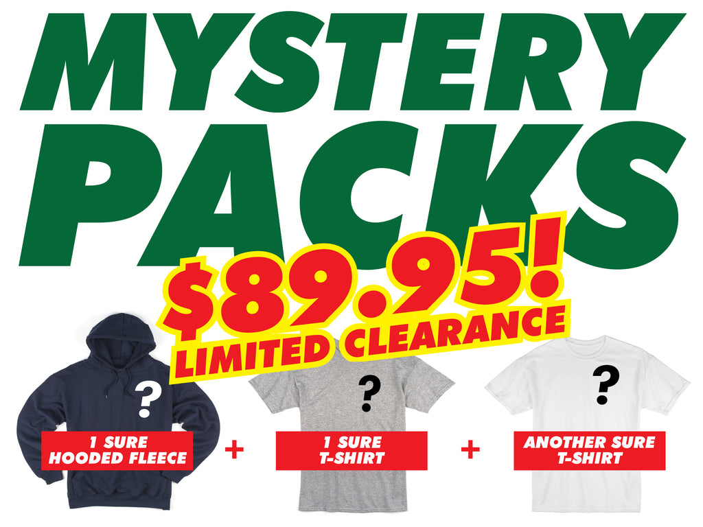 Sure Mystery Pack 1 Hood & 2 T-shirts