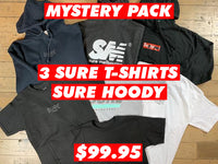 Sure Mystery T-Shirt & Hood Pack!
