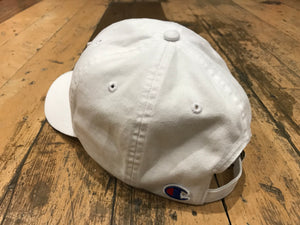 Champion SM Embroid Cap - White