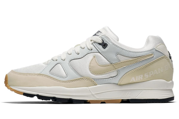 W Nike Air Span II - Sail/Barely Grey/Black/Fossil