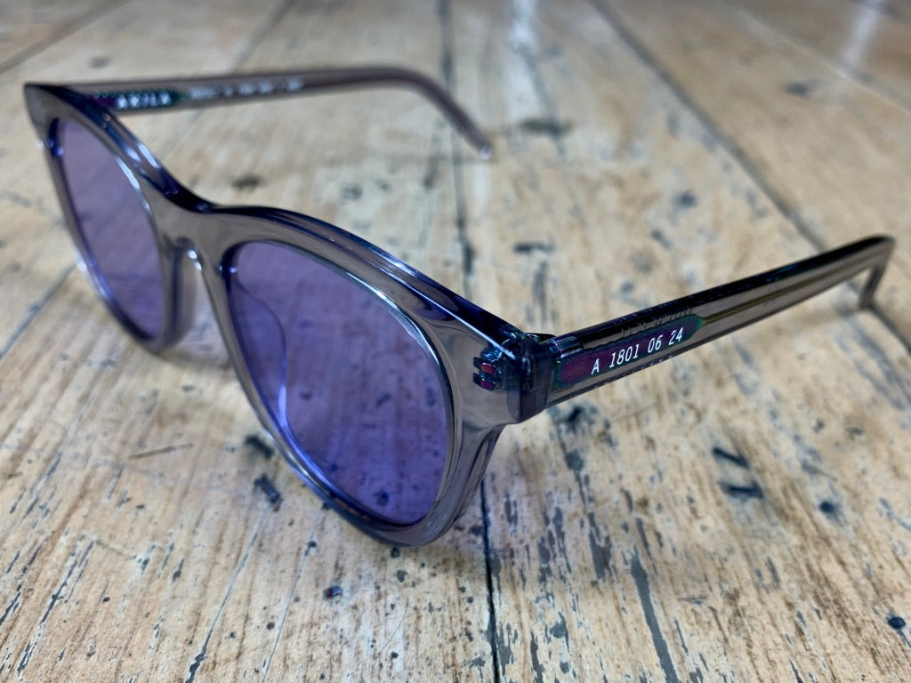 Studio Eclipse - Clear Frame/Violet Lens