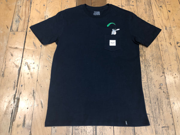 Popeye Pocket Tee - Navy