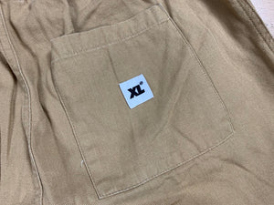 No Evil Shorts - Khaki
